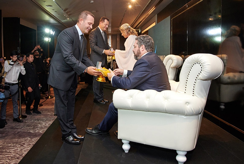 Mouawad Presents Simply Exceptional Gala Dinner