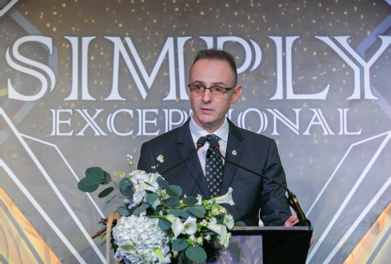 Simply Exceptional Rare Jewels and Extraordinary Diamonds Gala Dinner
